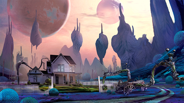 Obduction Concept Art